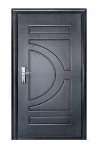 Металлические двери – залог железной надежности