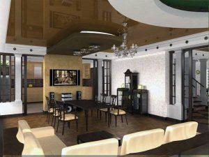 Однокомнатная квартира – простор для выбора интерьера