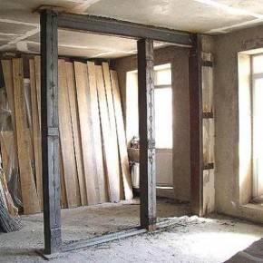 Перепланировка квартиры и ремонт