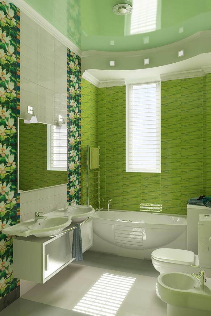 ванная комната, дизайн интерьера