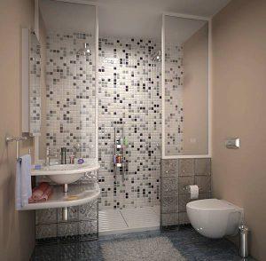 Дизайн ванной комнаты глазами женщины и мужчины