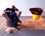 Кресло Lago – находка для тех, кто живет в малогабаритной квартире