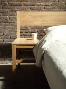Объединение стула и кровати