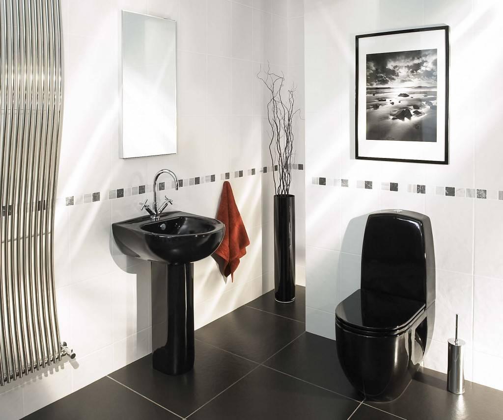 7 небольших дизайнерских идей ванной комнаты