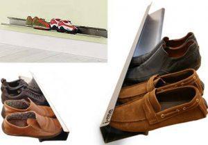 Изящная эргономичная стойка для обуви