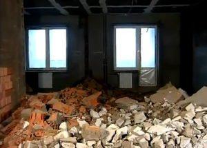 Как сломать стену в квартире