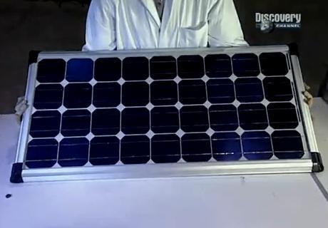 Производство солнечных батарей
