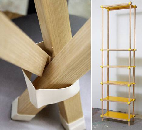 Дерево и пластмасс, деревянная мебель