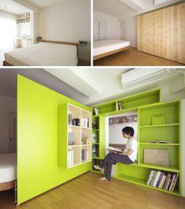 Мобильная комната