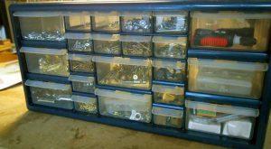 8 хитростей для мастерской или Хранение инструментов и материалов в идеальном порядке