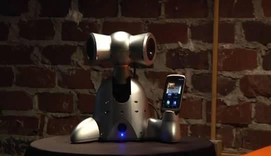 Персональный музыкальный робот Shimi