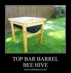 Делаем улей для пчел