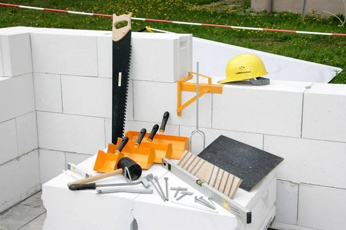 Советы по эксплуатации зданий из газобетонных блоков.