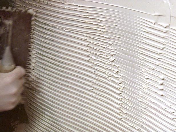 Как сделать кирпичную облицовку стены