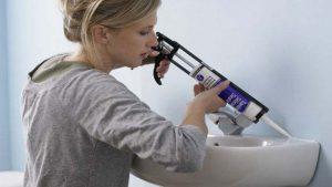 Сантехнический герметик, как им пользоваться