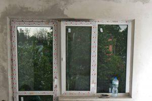 Как установить угловой профиль на кирпичной стене