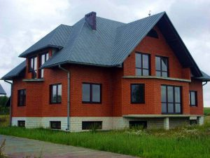 Маленькие хитрости кирпичного дома