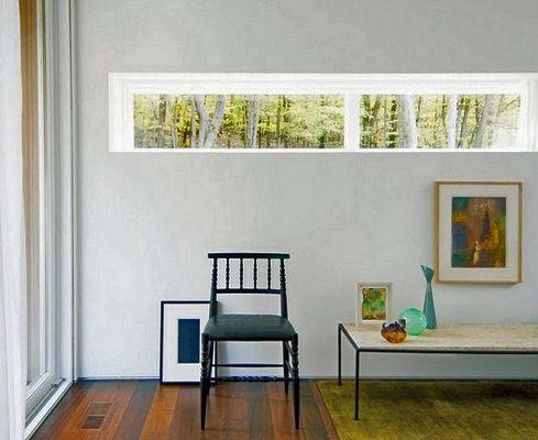 Панорамные окна, виды панорамных окон