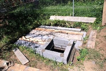 Выгребная яма своими руками для загородного дома