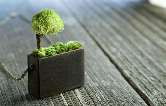 Ювелирные изделия из дерева