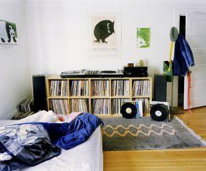 Заглянем в комнаты DJ-ев — своеобразность