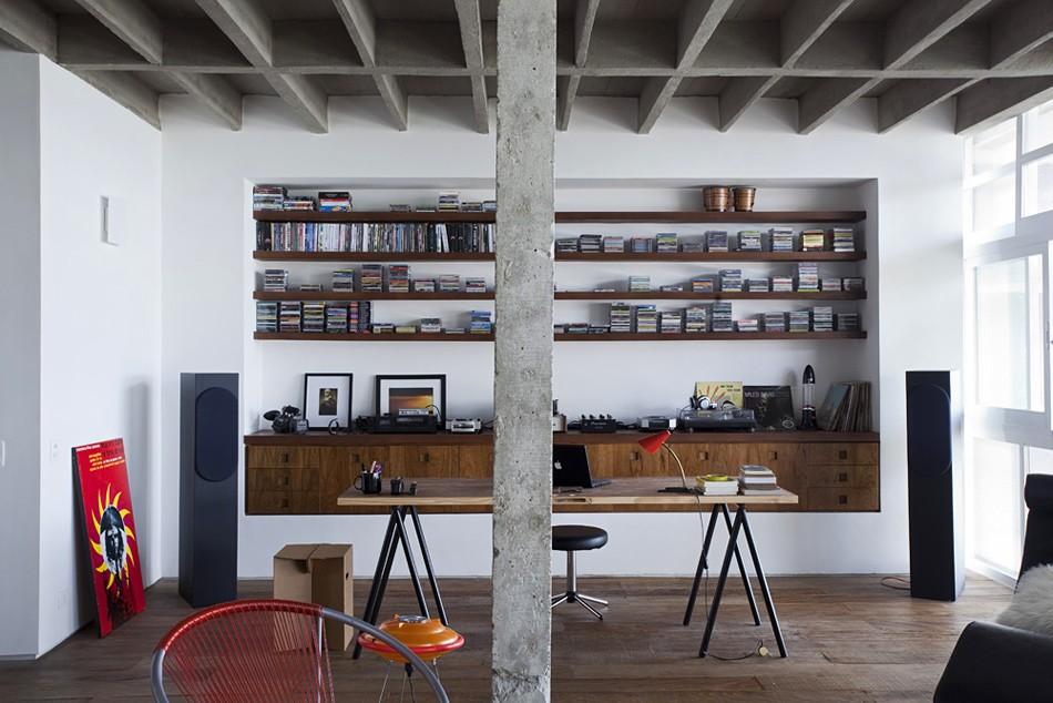 Квартира студия, городского типа