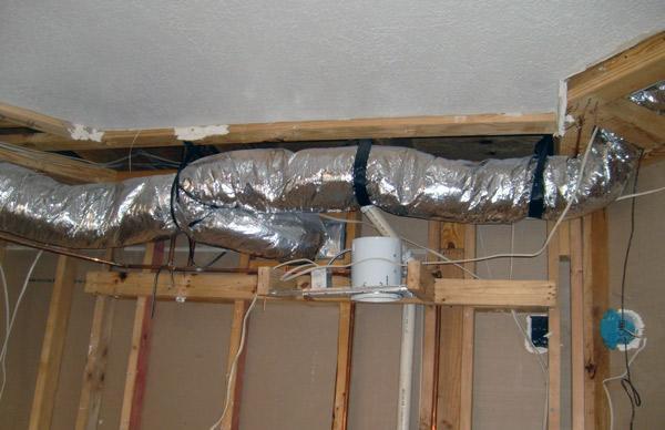 Использование электрофурнитуры в ванной комнате и на кухне