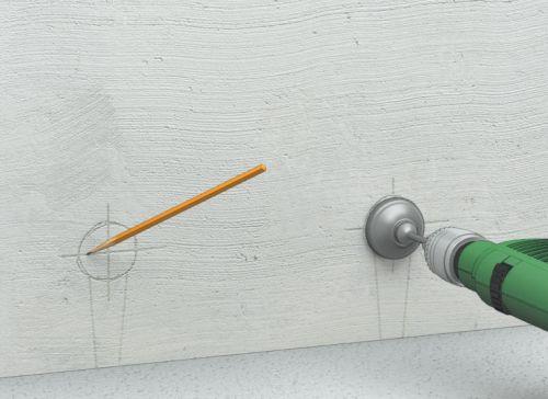 Укладка проводки в бетонную стяжку