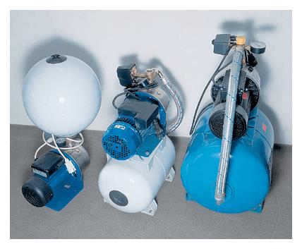 Поверхностный насос для системы водоснабжения частного дома