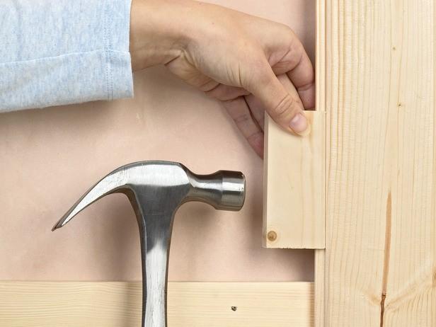 Обшивка деревянными панелями