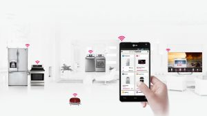 LG SmartHome — умный дом