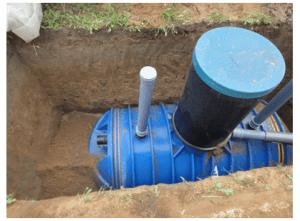 Энергонезависимый септик Бриз — автономная канализация