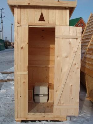 Типы туалетов, используемых на даче