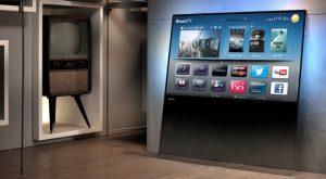 «Телевизорная стена» скоро — Philips Design Line TV