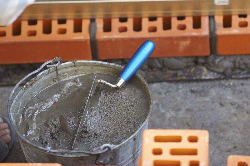 Расcчитать расход цементного раствора