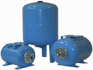 Расчет объема гидроаккумулятора водоснабжения
