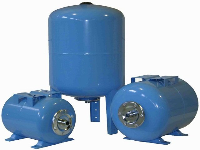 Гидроаккумулятор для водоснабжения