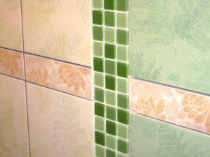 Плиточная мозаика: укладка своими руками