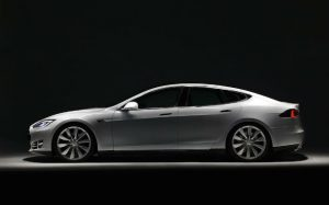 Tesla Model S. Будущее уже наступило.