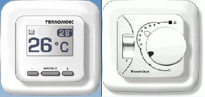 Терморегуляторы. Теплый пол своими руками