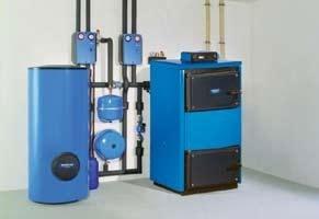Котельная на твердом топливе: состав и назначение элементов