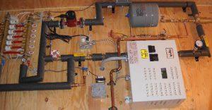 система электрического отопления