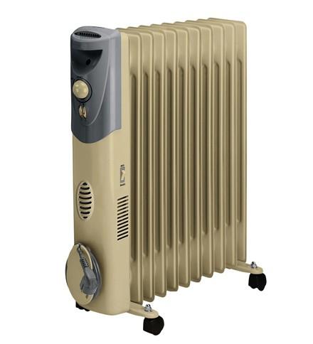 Масляный радиатор отопить помещение
