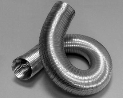 Металлические воздуховоды для вентиляции дома