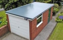 Гараж: чем должна быть покрыта его крыша?