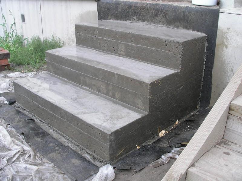 Строительство крыльца 15