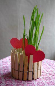 Как сделать вазочку
