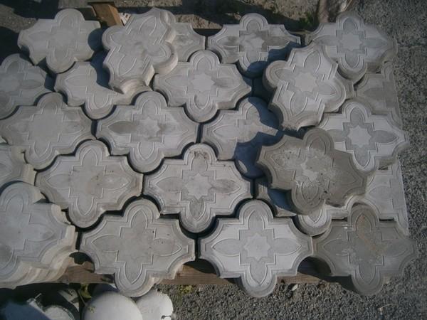 Сделать форм для тротуарной плитки своими руками 25