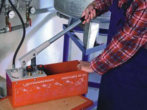 Гидравлические испытания системы отопления: особенности опрессовки