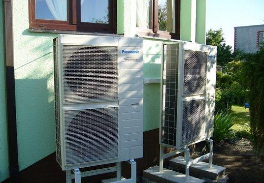 кондиционеры для теплового насоса